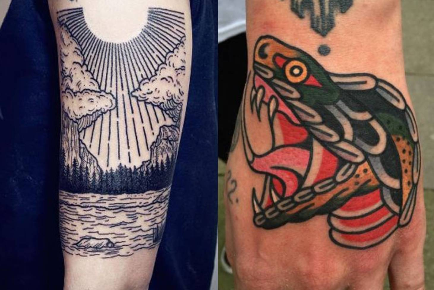 Calligraphy Tattoo Artist Toronto 10 Tattoo Artists We Re Obsessed With Stuff Co Nz