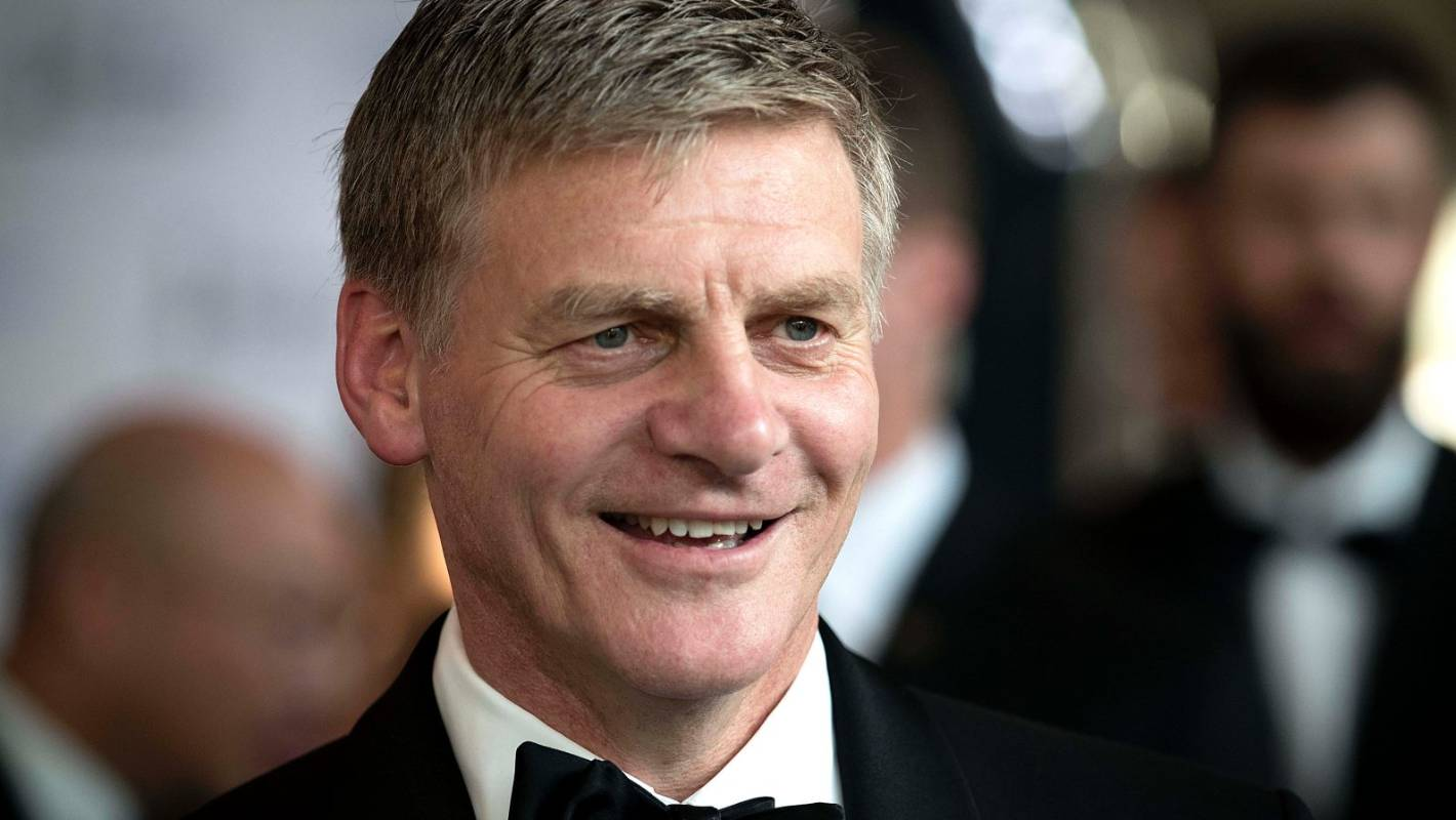Bill English 39 S First Diplomatic Sleep Over Stuff Co Nz
