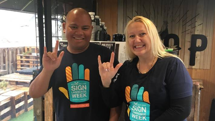 Supporting deaf people at work beyond Sign Language Week Stuffnz