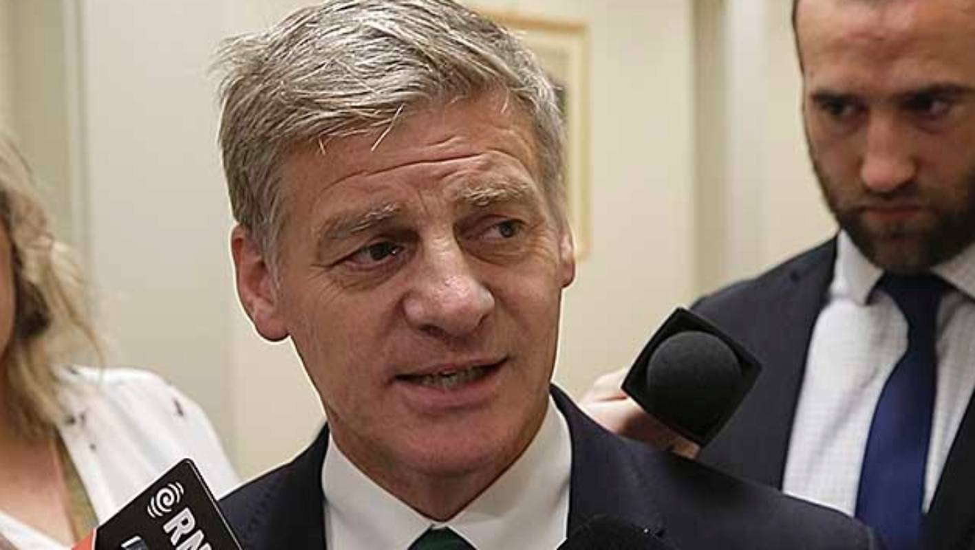 Bill English 39 S Warning To Government Overshadowed By
