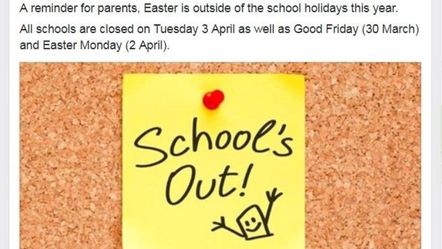 School Hoildays Why Is Easter Tuesday A School Holiday Stuff Co Nz