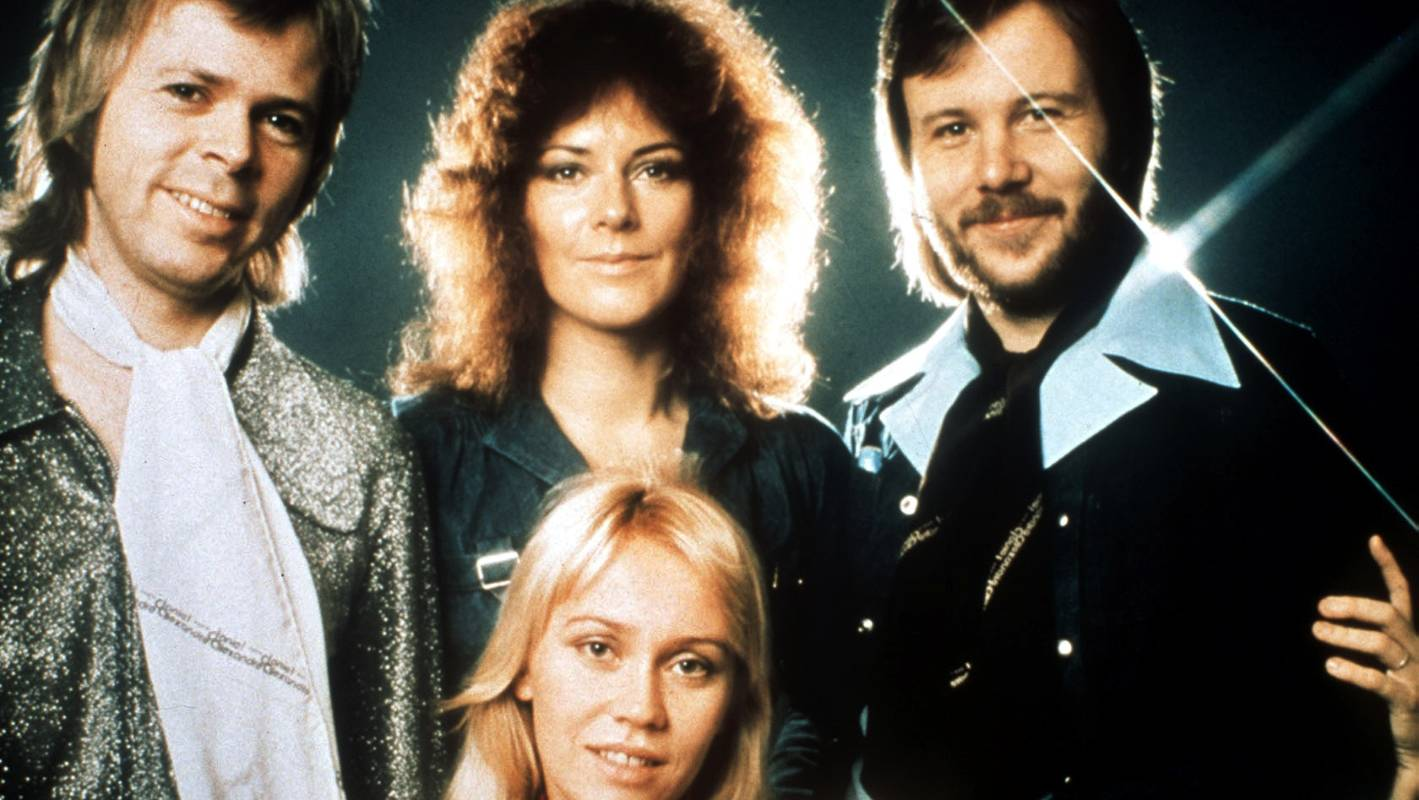 Abba Band Abba My My How It Became Cool To Like The Swedish