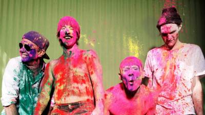 Red Hot Chili Peppers announce NZ tour | Stuff.co.nz