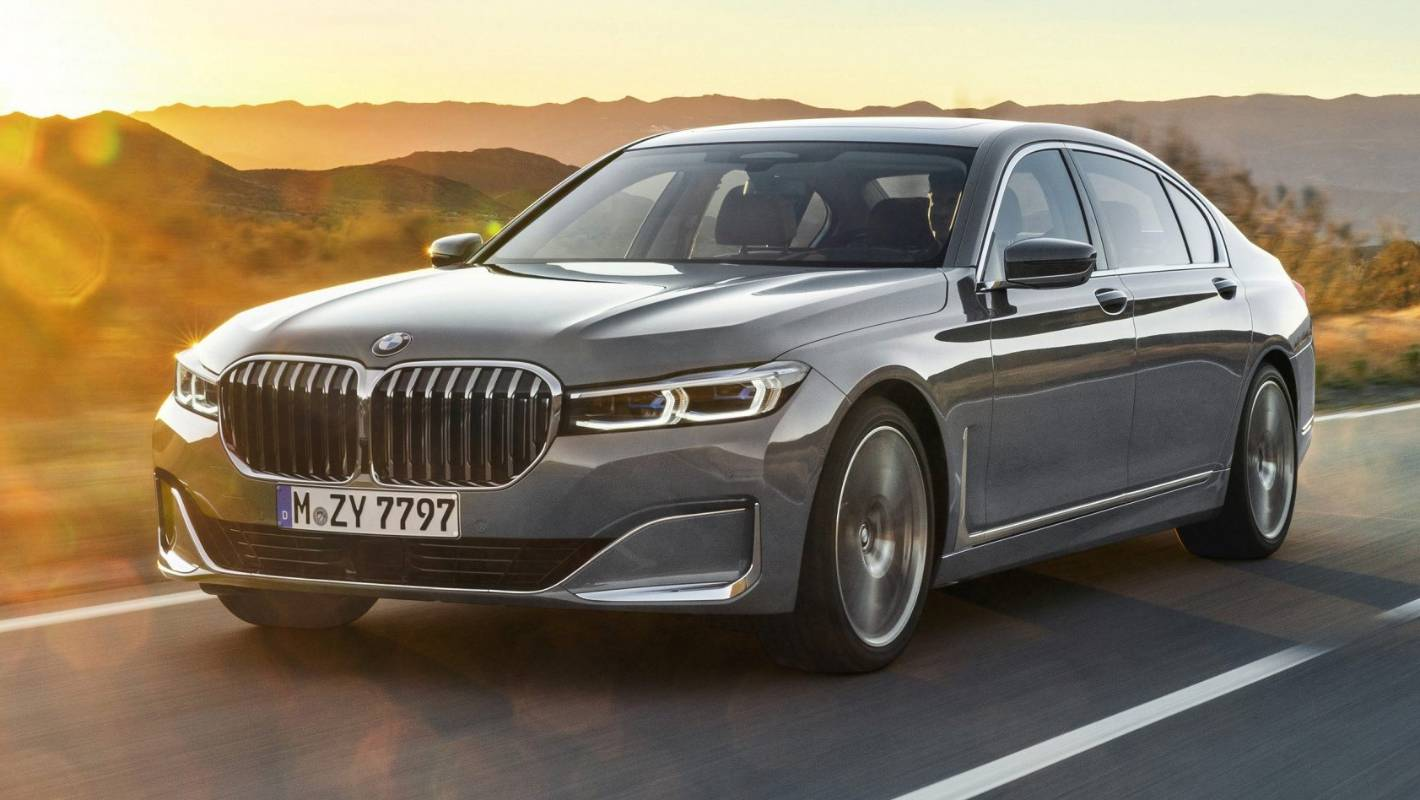 7 Serie Bmw S 7 Series Facelift Is All About The Grille Stuff Co Nz
