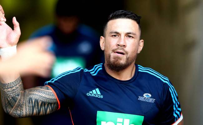 Sonny Bill Williams Manager Says Next Year S Plans On