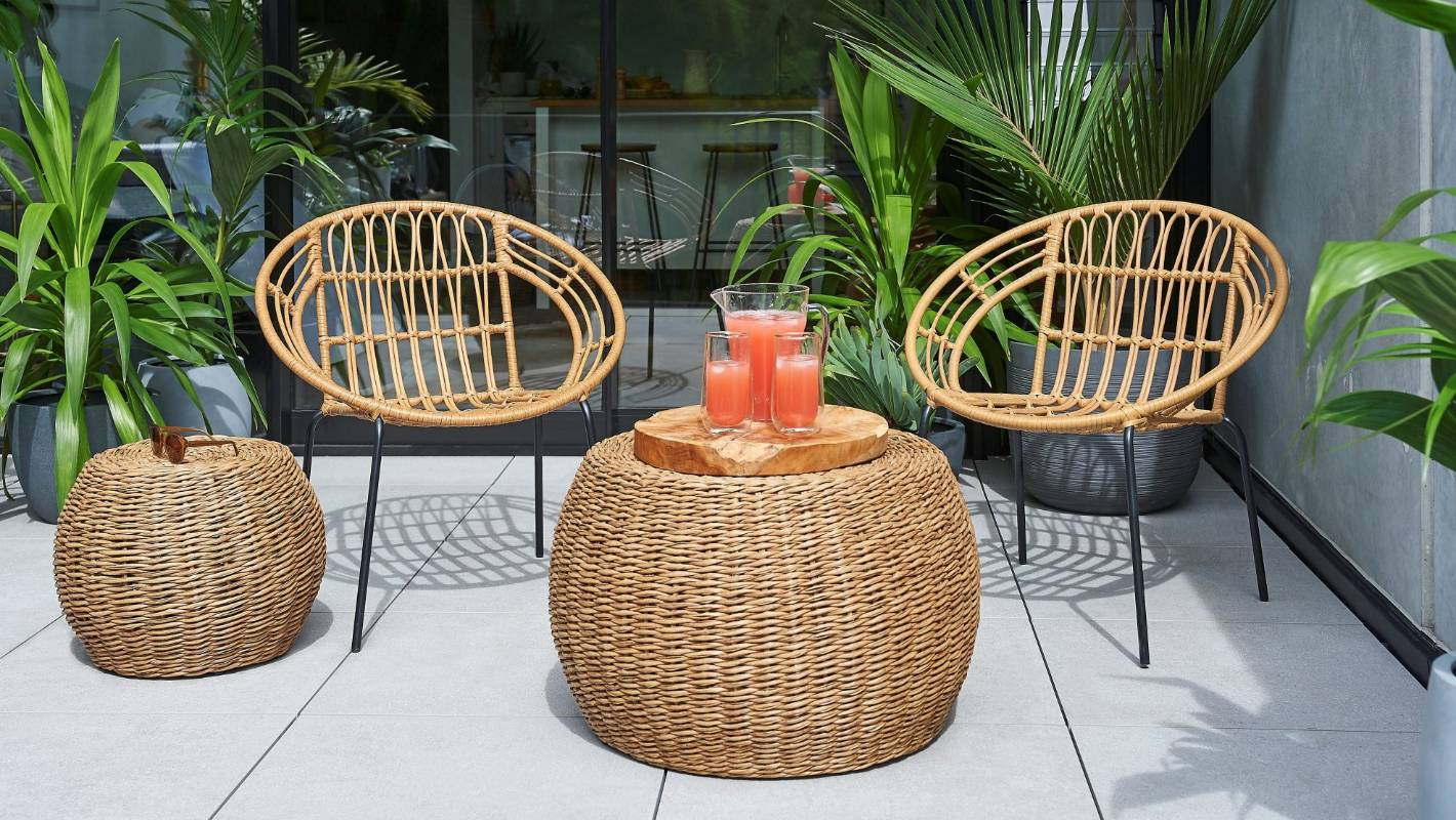 Outdoor Furniture Trends For Summer Stuff Co Nz - Outdoor Wicker Furniture Clearance Nz
