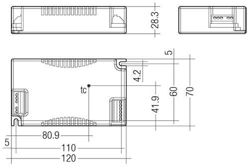 tridonic dali wiring diagram