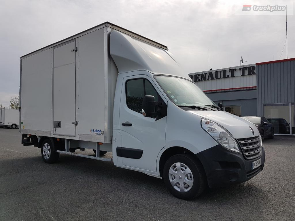 Auvent Porte Arriere Trafic Purchase Sale Of Used Renault Master 125 35