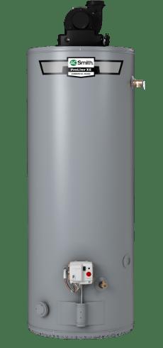 Proliner Xe Power Vent 50 Gallon Propane Water Heater