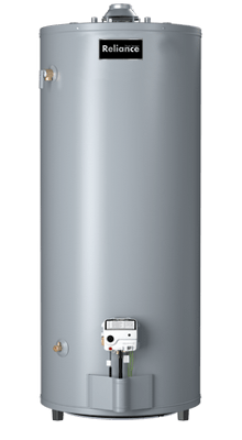 100 Gallon Tall Natural Gas Water Heater 6 Year Warranty