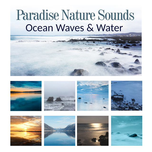 TIDAL Listen to Paradise Nature Sounds Ocean Waves  Water for