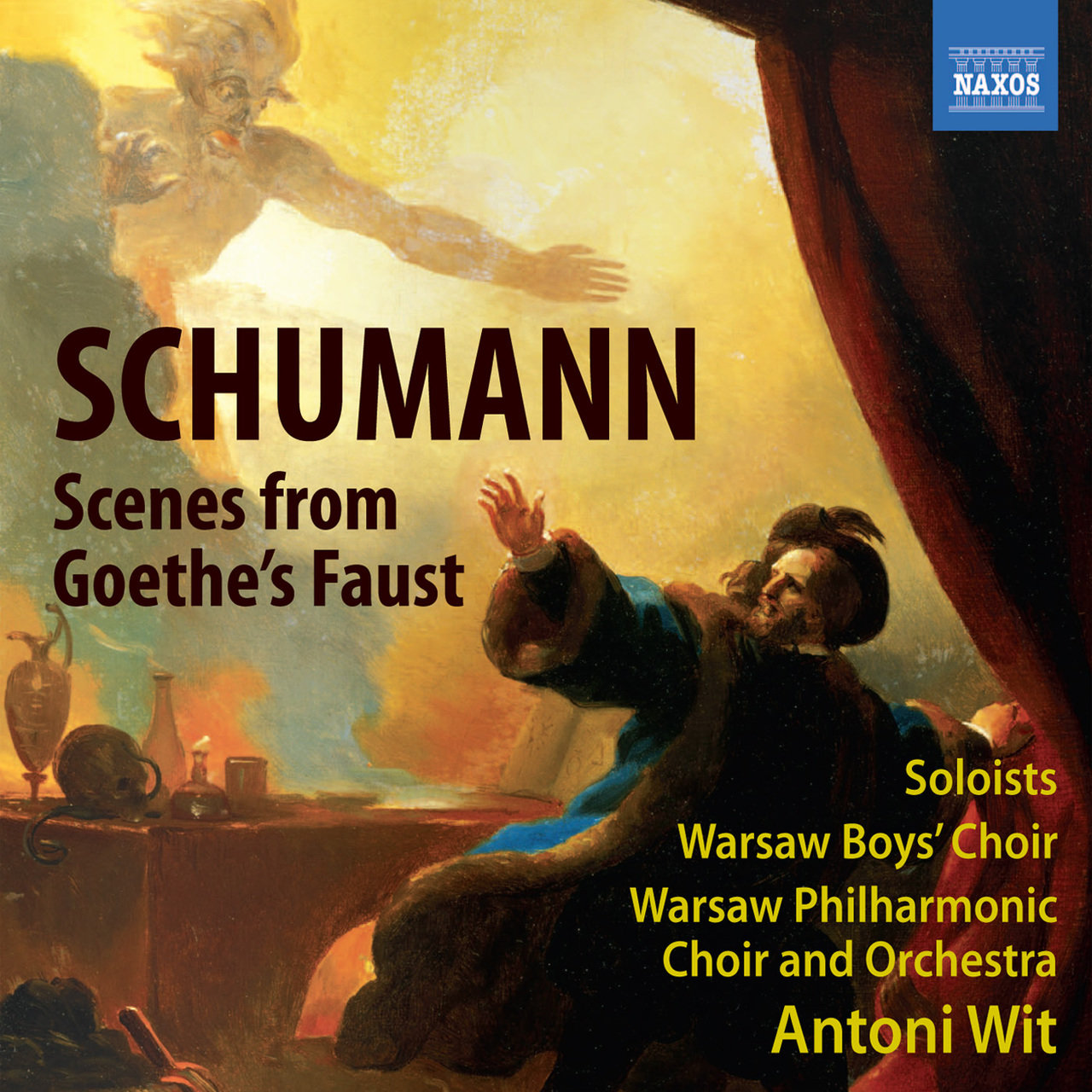Faust Garten Listen To Schumann Scenes From Goethe S Faust By Antoni Wit On Tidal