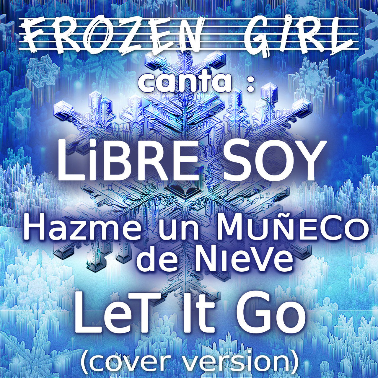 Video Libre Soy Tidal Listen To Frozen Girl On Tidal