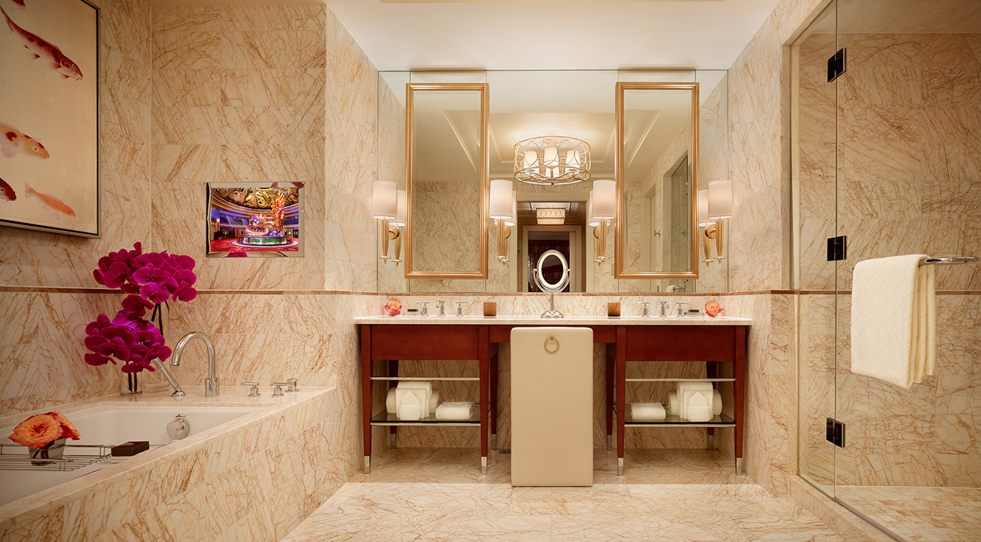 Grand Salon Grand Salon Suite At Encore Forbes 5 Star Vip Suites Wynn Macau