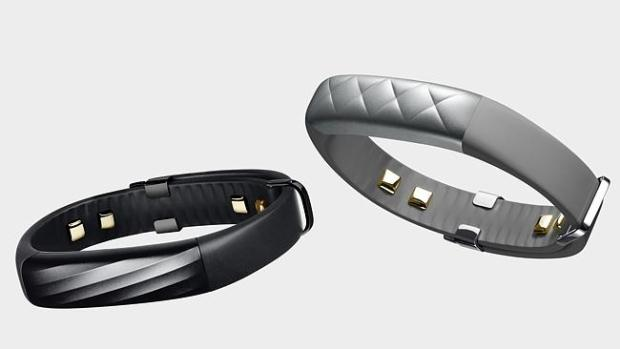 Bioimpedance addition ... The Jawbone Up3 fitness tracker adds a heart-rate sensor that c