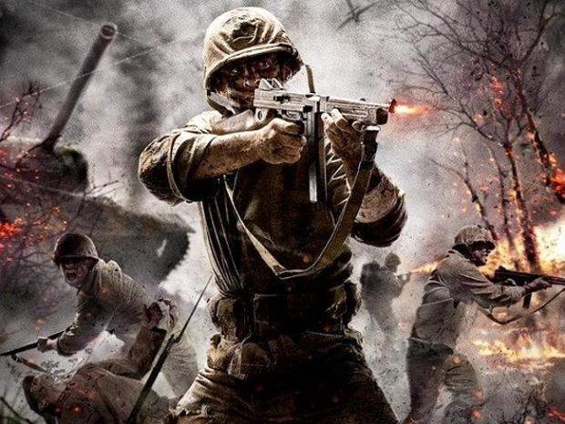 Popular games such as Call of Duty are often played online.