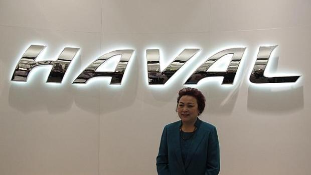 Road ahead ... Madam Wang says Haval has learned from past mistakes. Photo: Supplied.