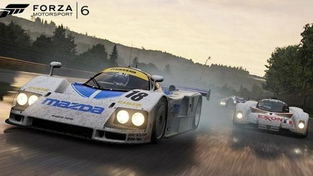 Endurance racing is a welcome return after being absent in Forza 5.