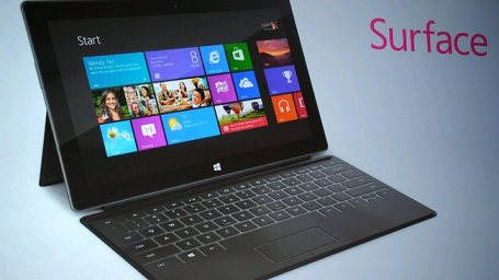 US-IT-MICROSOFT-PRESS CONFERENCE-SURFACE