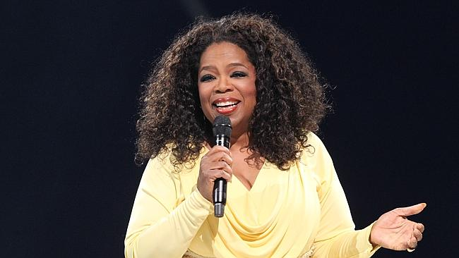 Talk-show legend ... Oprah Winfrey has a huge following of loyal fans.