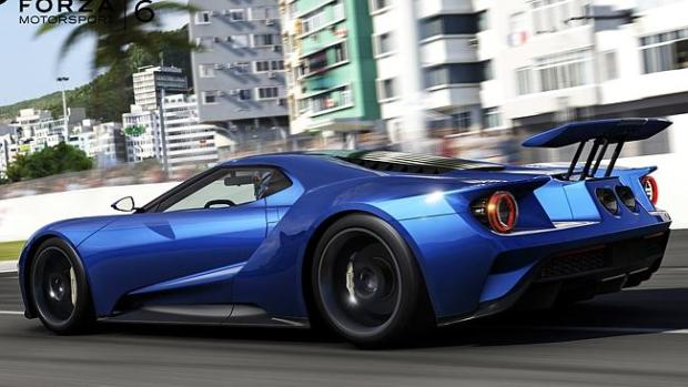 The Ford GT is one of the best cars to drive in the game.