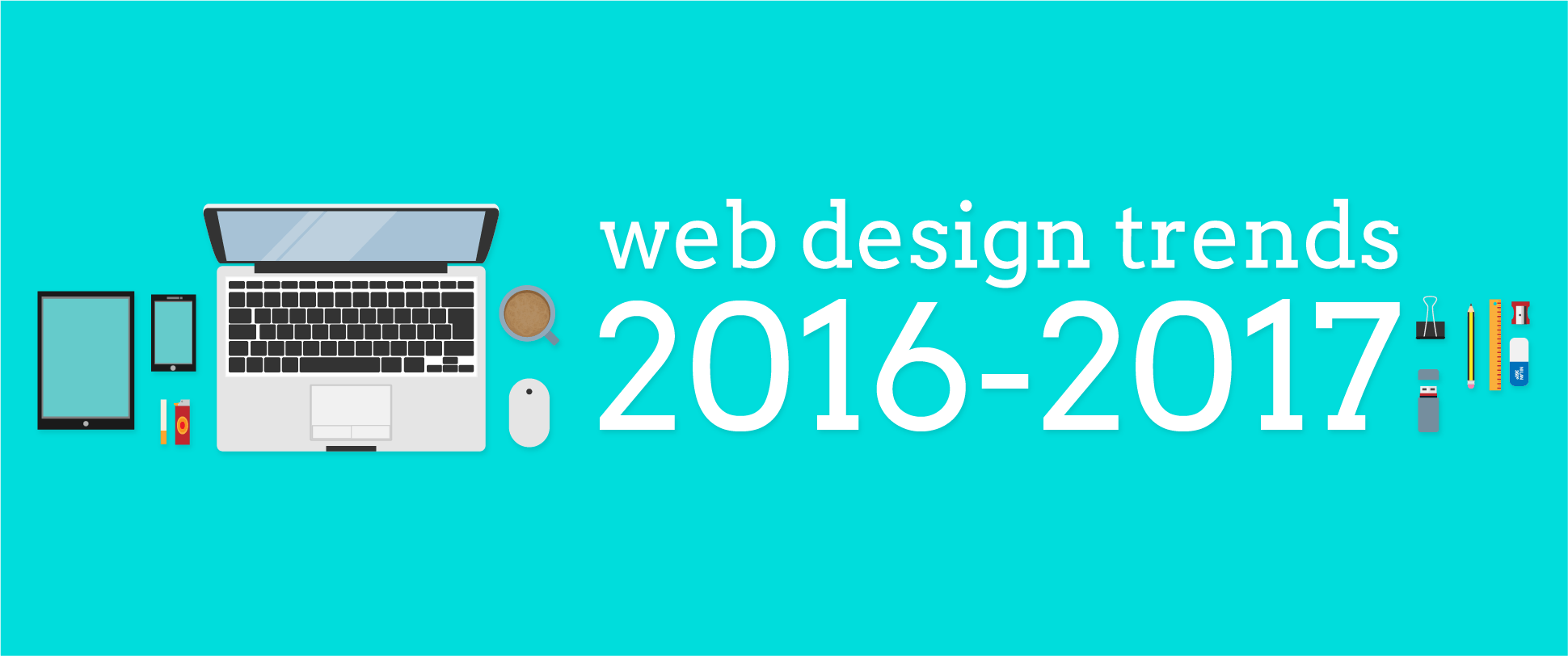 Trend Desain 2017 Prediction For Top 6 Web Design Trends In 2017