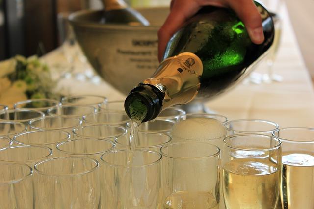 restaurante la dehesa boda champan