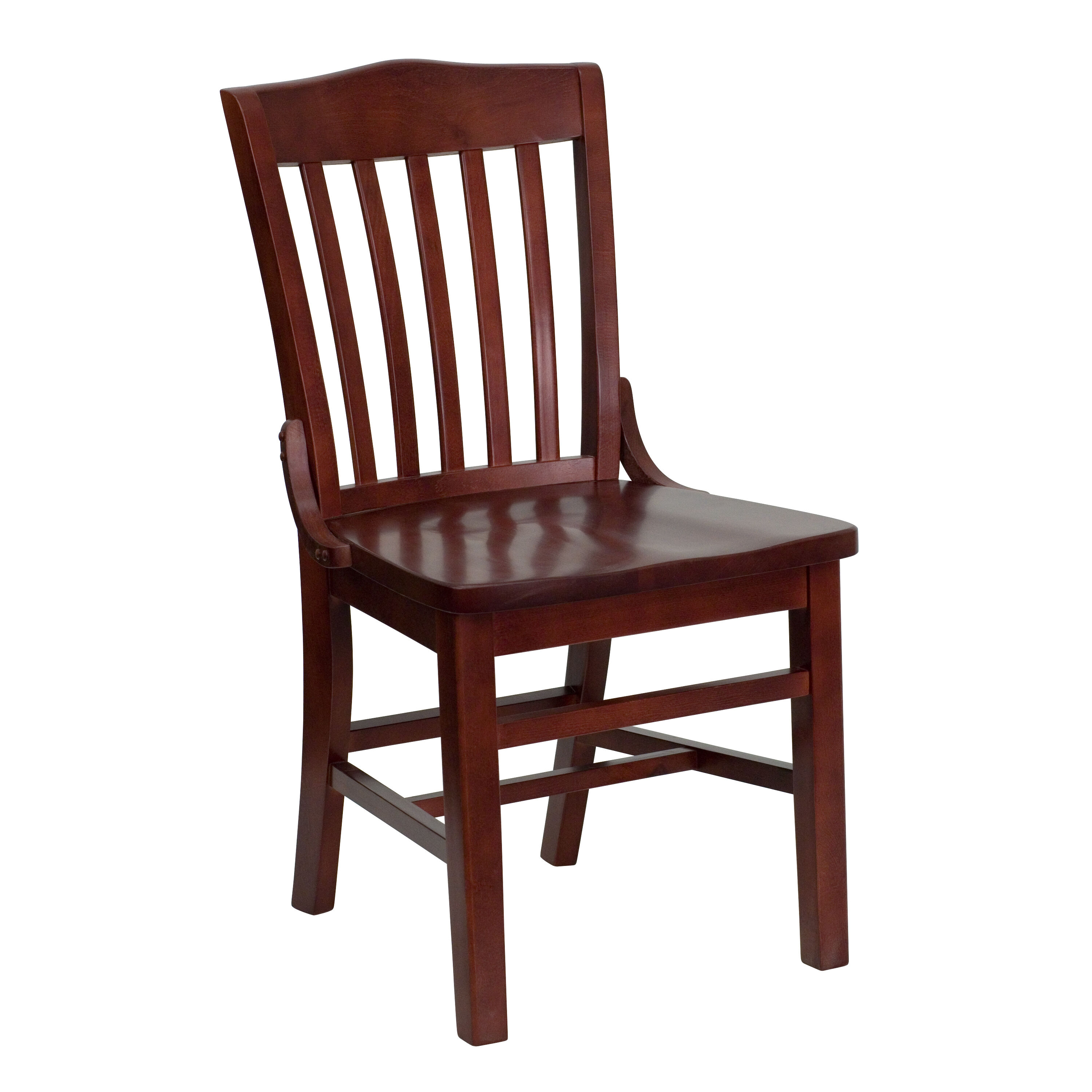 Restaurant Chairs For Sale Mahogany Wood Dining Chair Bfdh 7992mbk Tdr