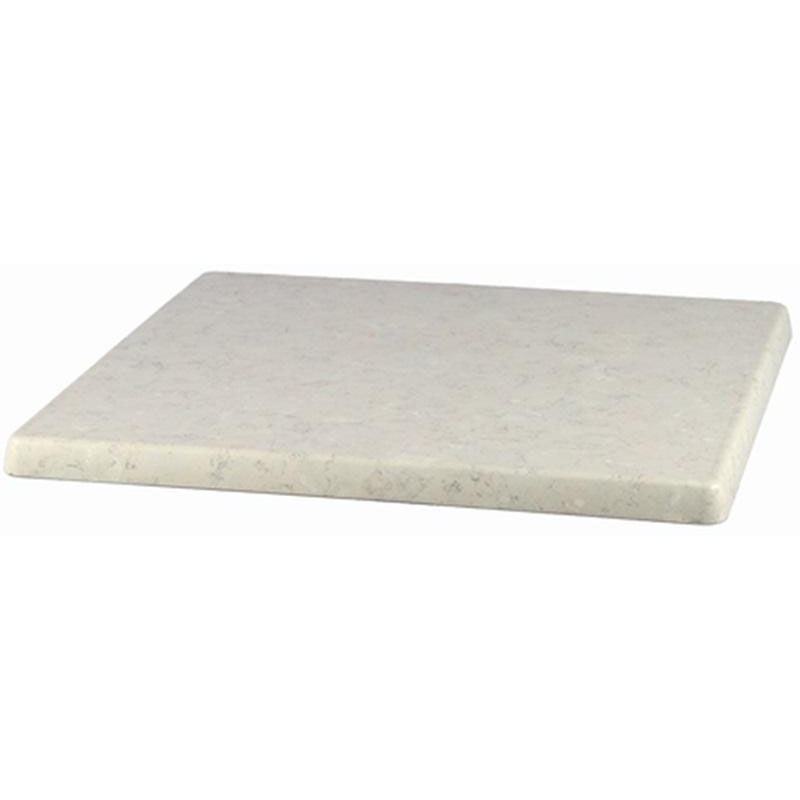 Topalit Topalit Square Table Top 36 Sq Stone
