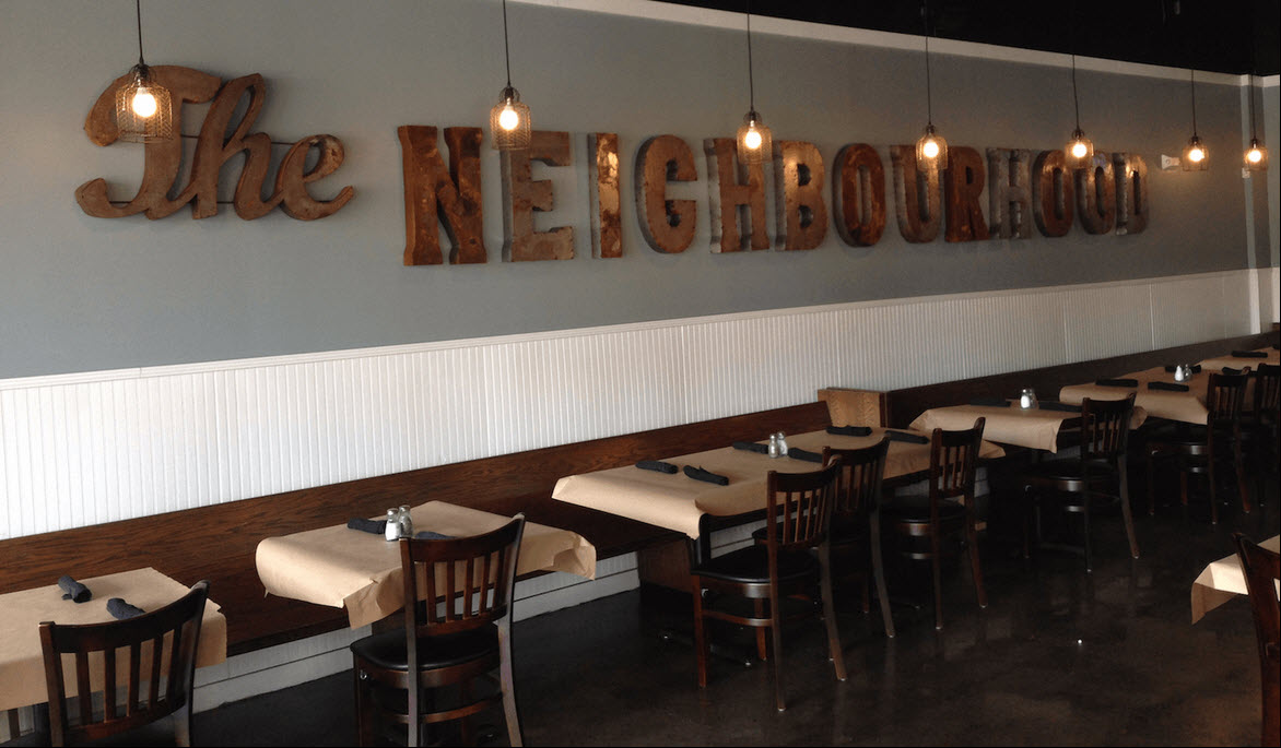 Restaurant Furniture Supply Company Blog Restaurant Furniture Supply Helps The Neighborhood Taproom With Its Grand Opening