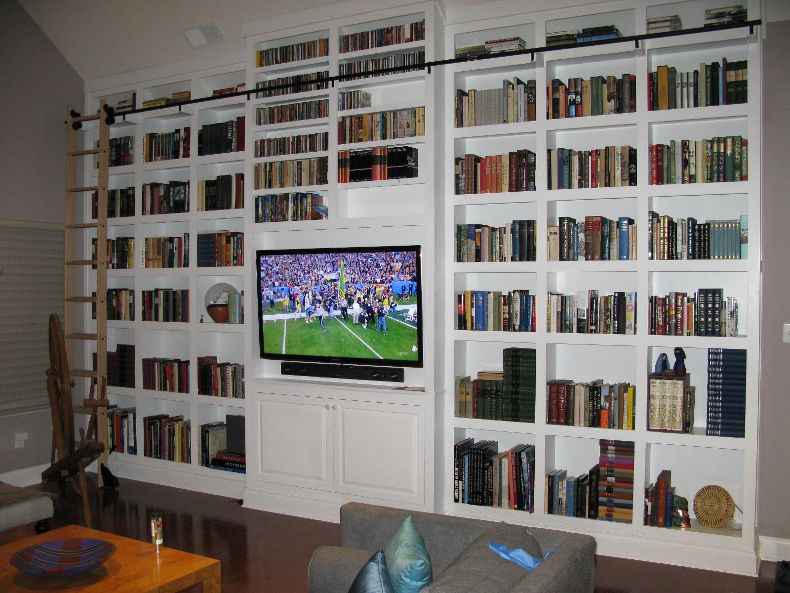 Large Wall Units For Living Room On Books And Bookcases In 2013 Restingmotion