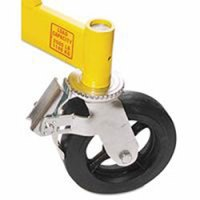 Sumner Max-Jax Pipe Stand Optional Caster Kits, 8 in, 5 ...