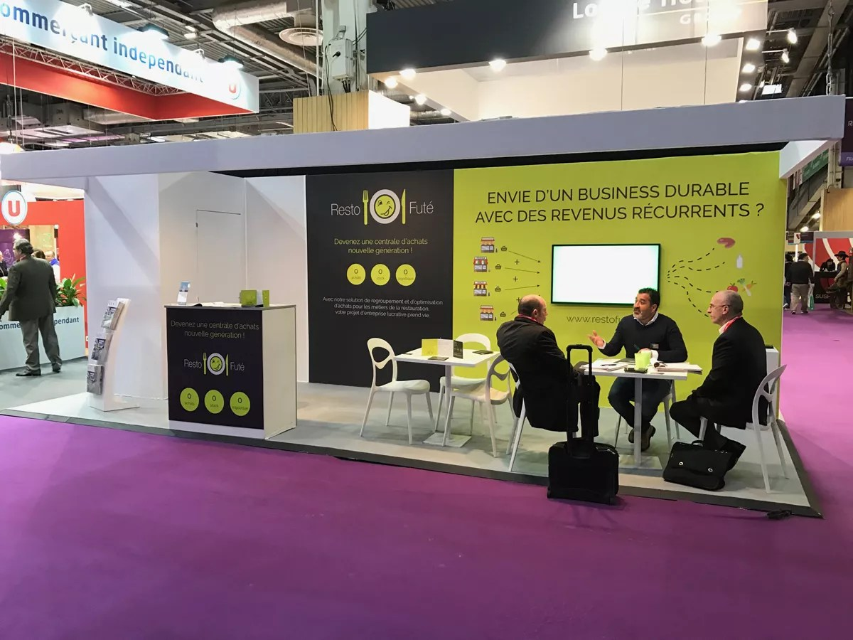 Salon De La Franchise à Paris Participation Au Salon De La Franchise 2017 Restofuté
