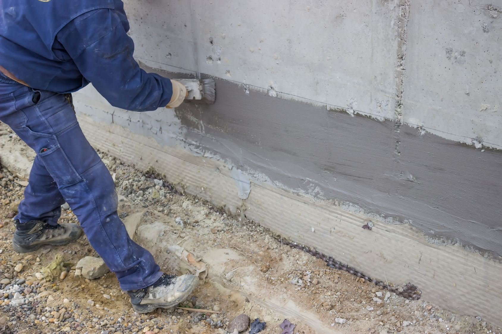 Concrete Wall Treatment Wall Tanking Advice And Sales By Restoration Uk Restoration Uk