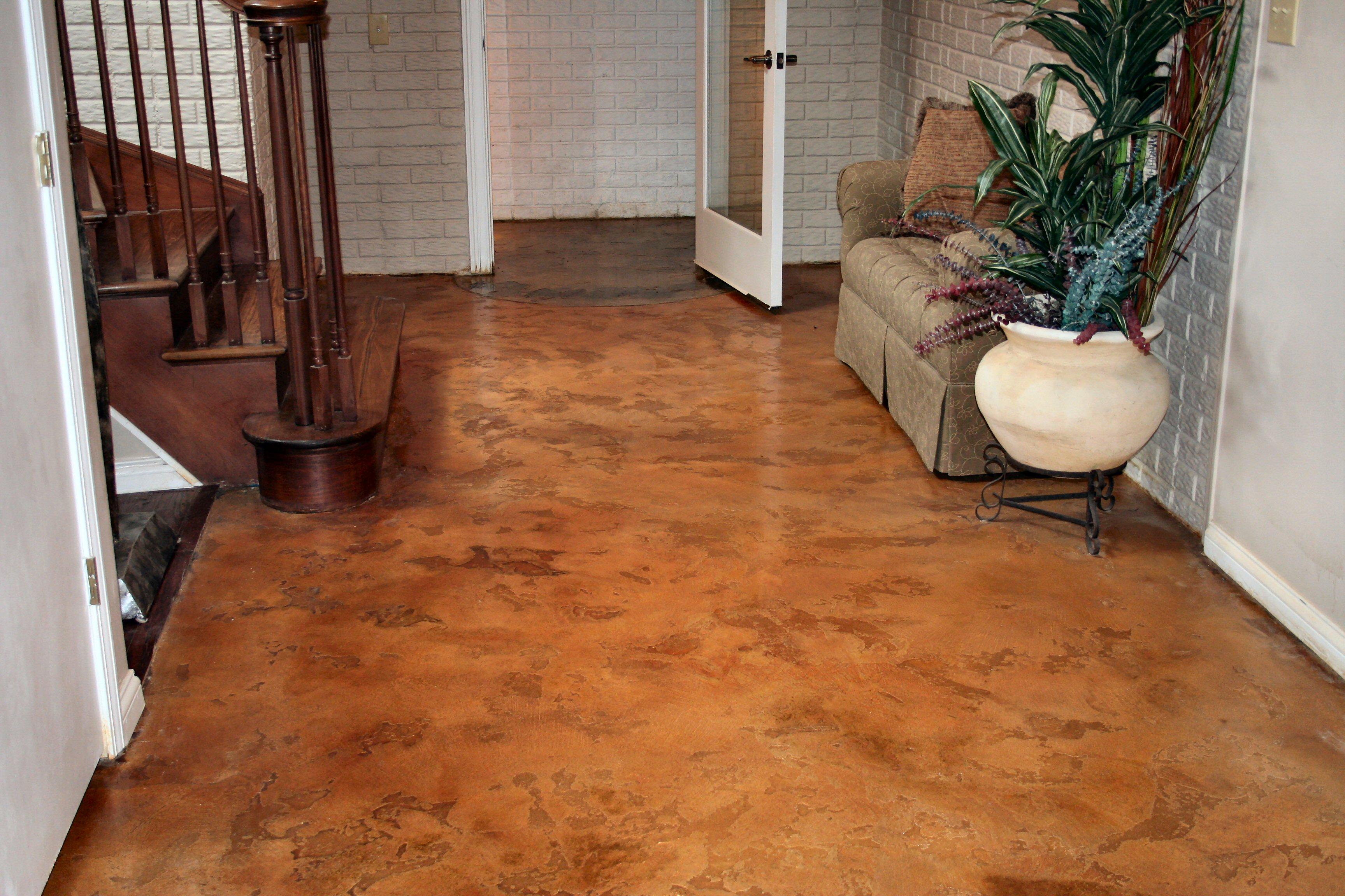 Epoxy Floor Coatings Contractor Nh Restore My Floor