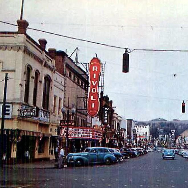 Rivoli Theater, Pendleton