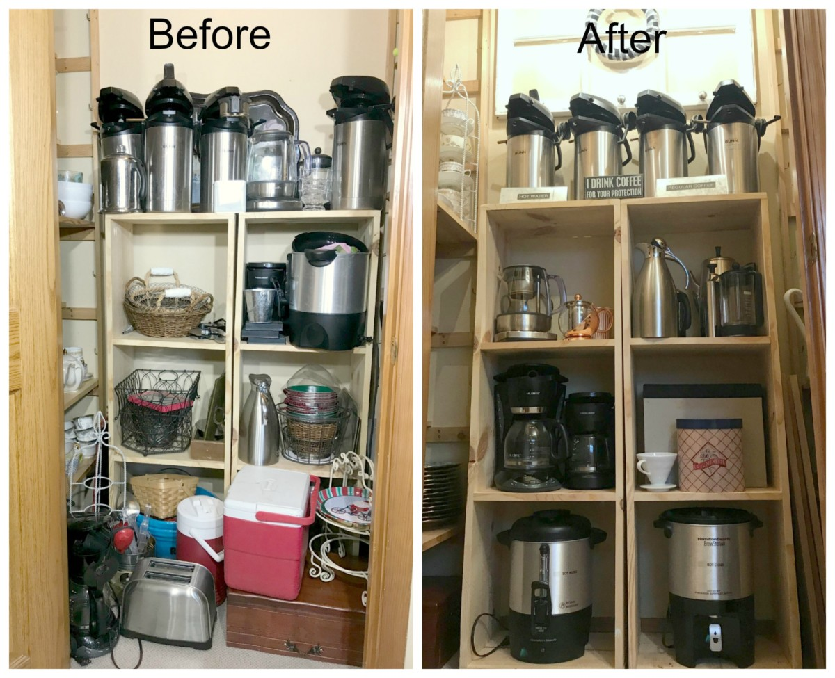 Closet Pantry Kitchen Storage Closet Ideas Optimize Your Butler S Pantry For