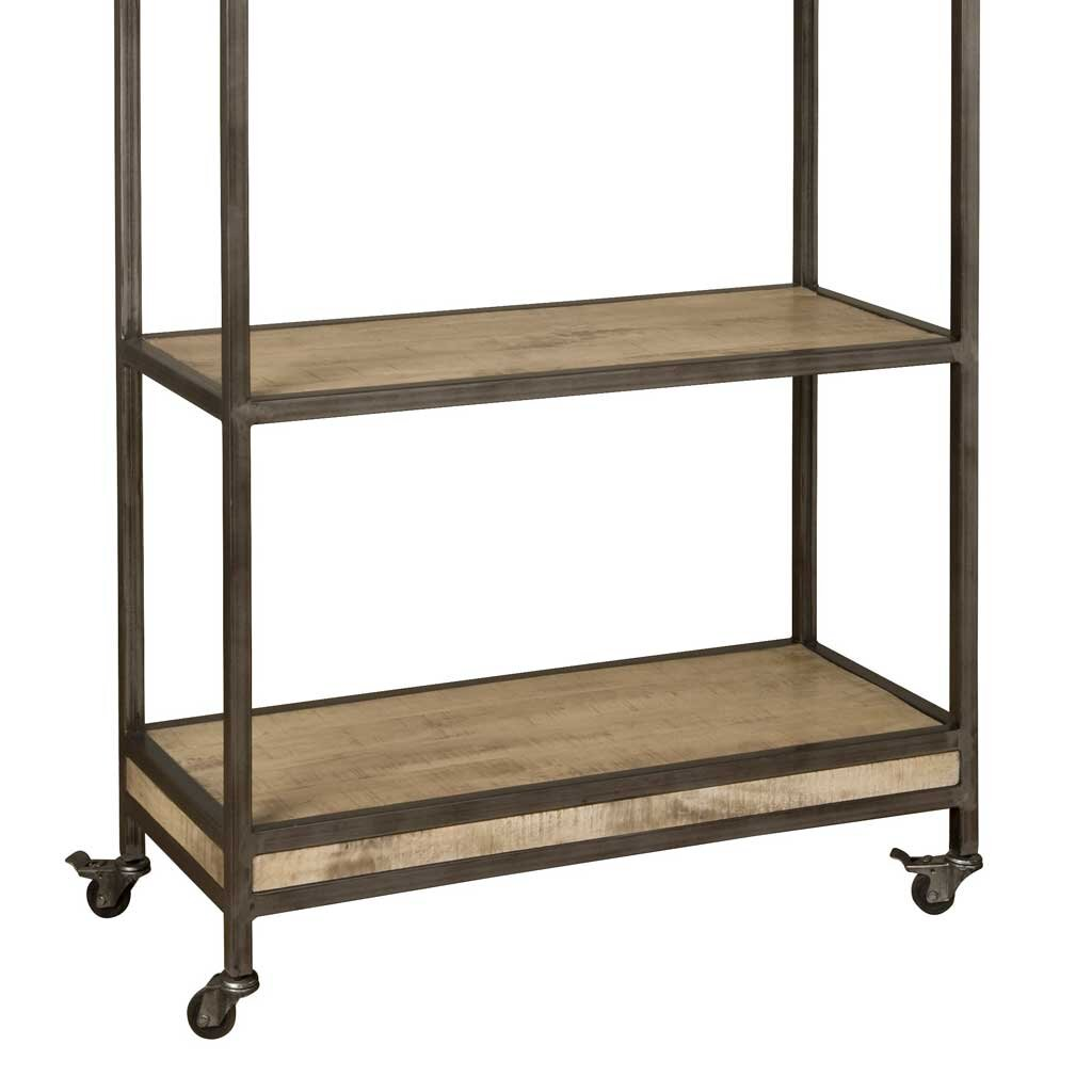 Schrank Trolley Bücherregal Magosta Trolley 90x180 Cm