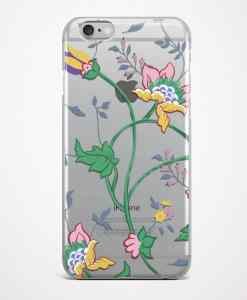 slavic phone case transparent gray