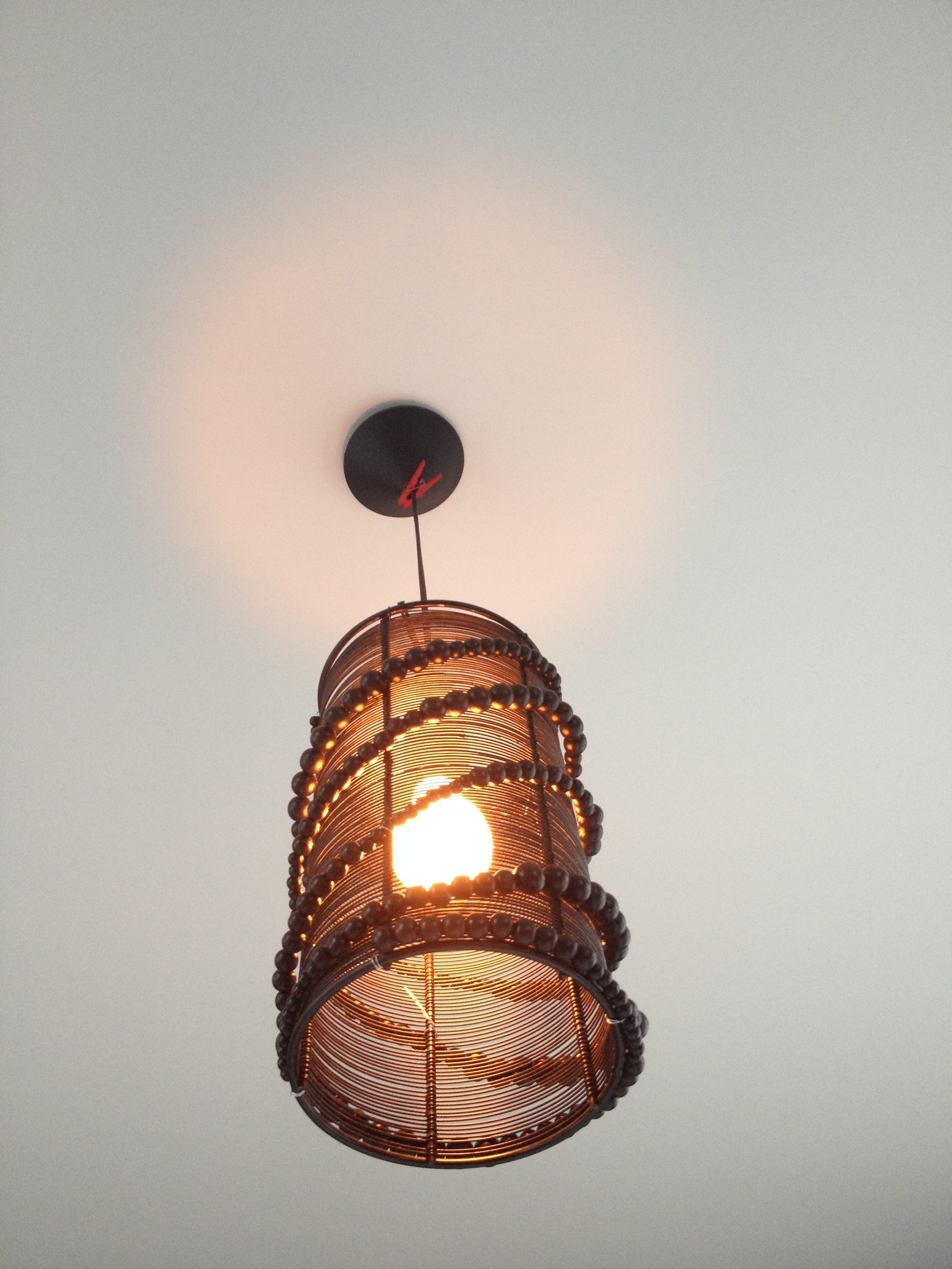 Ptmd Kralen Lamp Shine A Light Restyle Your House