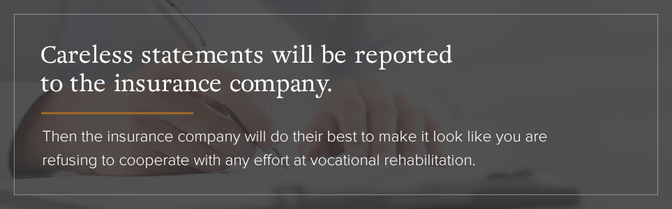 What Is A Vocation Expert / Vocational Interview? KBG Injury Law
