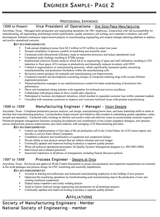 Great Resume Templates For Microsoft Word Engineer Resume Sample, Free Resume Template, Professional