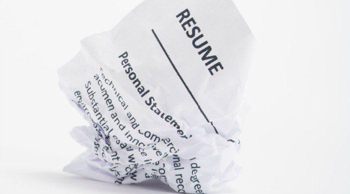 Don\u0027t Let Your Resume Get Trashed Resume-Evolution Professional - avoid trashed cover letters