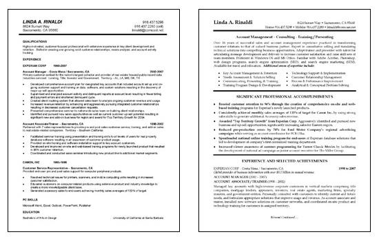 resume key competencies examples