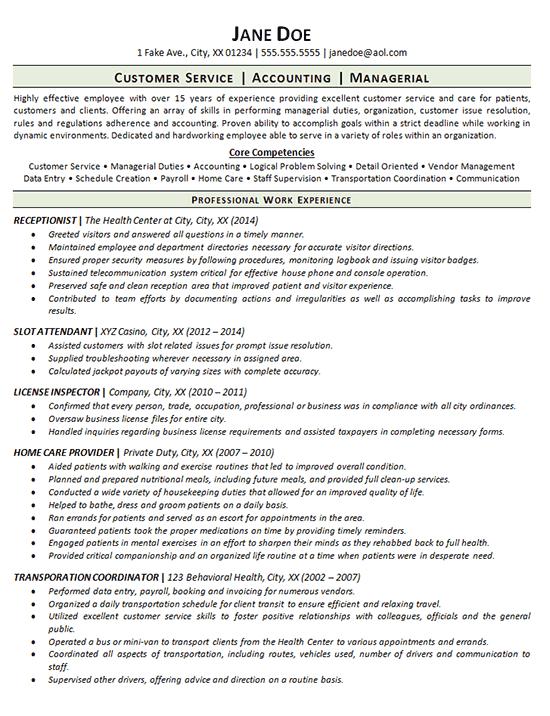 resume job gaps