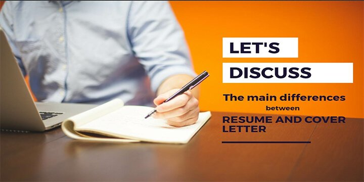 Resume VS Cover letter \u2013 Free Resume Service talks of main differences