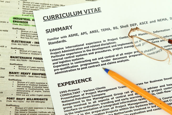Resume Services Regional Directory - resume services