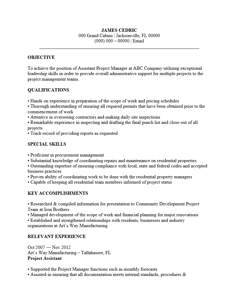 College Paper Writing Service What Is A Plain Text Resume Example