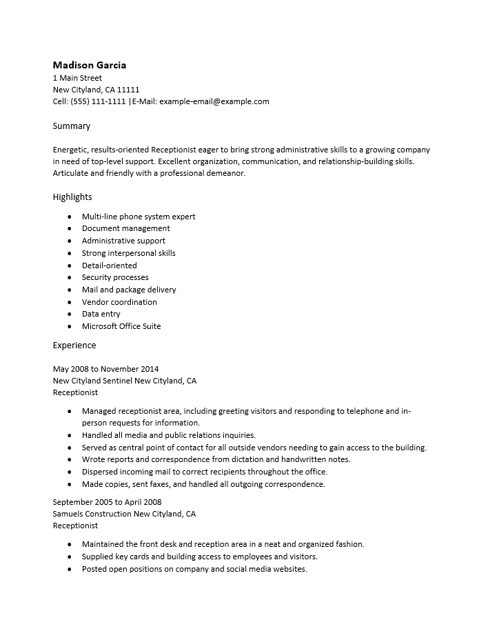 resume templates rtf sle customer service resume