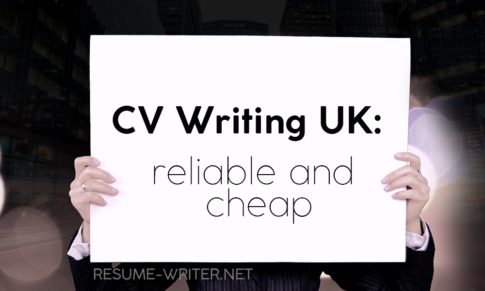Cozy Cv Writing Service Uk Highly Demanded Reliable And Cheap Resume